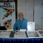 Set up for business at the NYCC