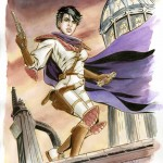 Trekker_watercolor-sketch